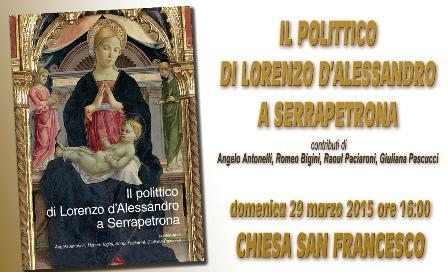 Manifesto presentazione libro Polittico
