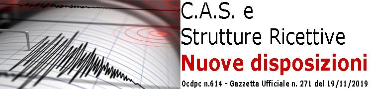Contributo autonoma sistemazione e strutture ricettive. Nuove disposizioni